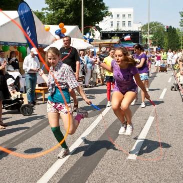 Festival of Eppendorfer Landstrasse
