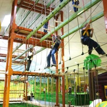 Freizeitparks & Indoor-Spielhallen