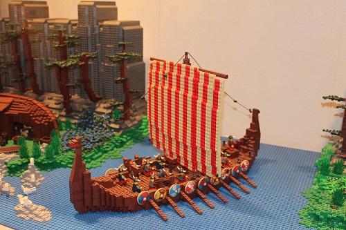 Legoland im Helms Museum