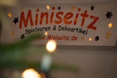Kinderladen mit Weihnachtsaktion