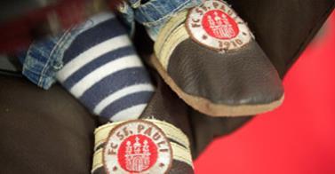Kleine Anbieter für Babysachen entdecken auf der Babywelt Messe