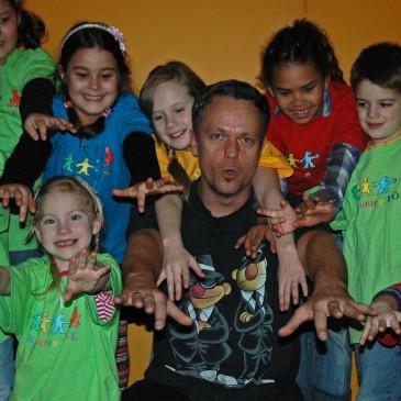 Kinderkonzert von Sokolie im Cafe Sternschanze