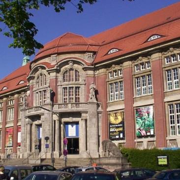 Museum für Voelkerkunde Hamburg (c) Carol Christiansen