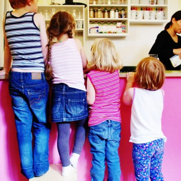 The Kindercafe in Ottensen