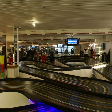 (c) Slotcar Racing Center
