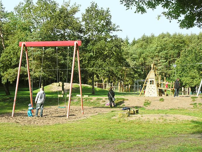 Skaterpark Rissen & big playground