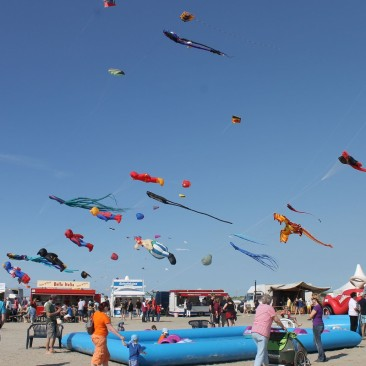 (c) Drachenfestival St.Peter-Ording