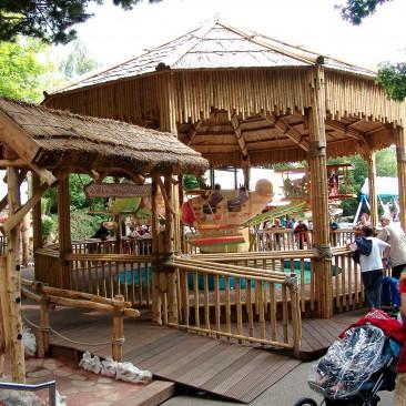 Dr-Livingstones-Safari-Flug (c) Hansa Park