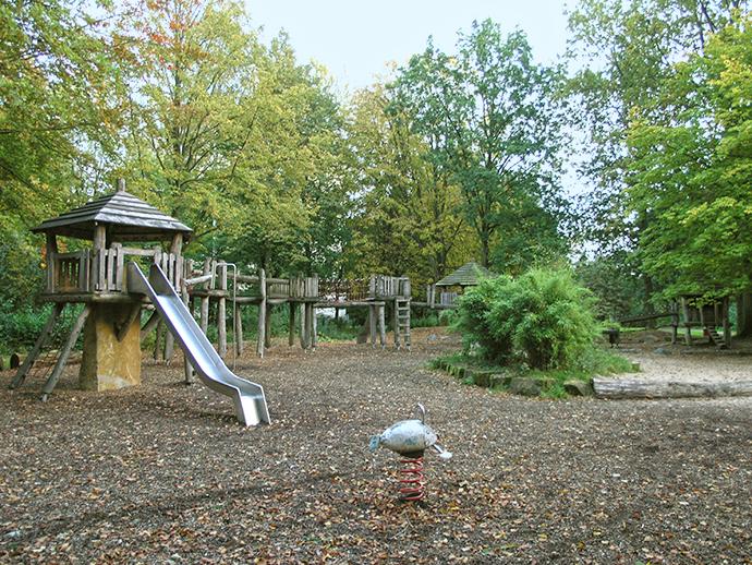 Playground Josthöhe